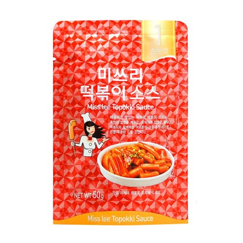 Miss Lee Topokki Sauce_ 1 mild