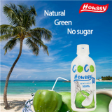 Houssy pet bottled natural coconut water