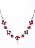 Korean Fashion Jewelry Necklace -5017-01-NE-