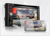 JB.Lab SMART MIRROR S100 Smartphone Mirrorlink DVD VCD USB SD RADIO BLUETOOTH HANDSFREE