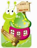 JUNICO Natural Fiber snail Mask Pack