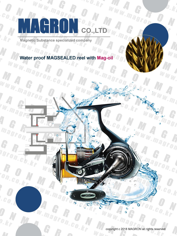 Gifts Sports Toysoutdoor Sportsfishing Tradekorea Daiwa Schematic Diagram Free Download Wiring Mag Oil For Repair Magsealed Reel Ferrofluid 13