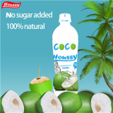 Europe brand houssy canned coconut water