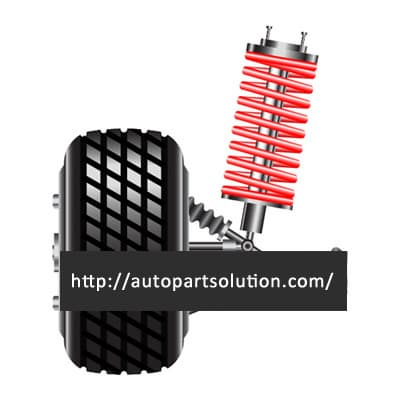 TATA DAEWOO Wing Body suspension  parts