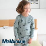 MAVARM Kids clothes_Khaki Rudolf