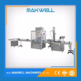 food grade automatic piston filling machine