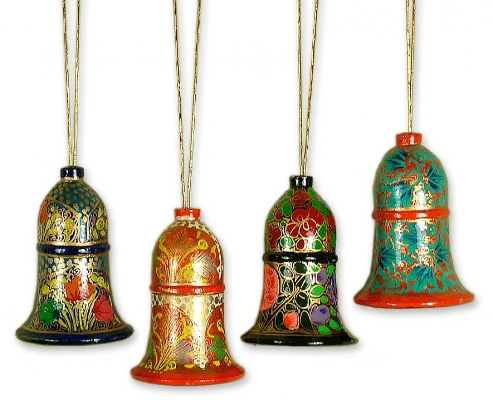 Christmas decor hanging ornaments from duqaa handicrafts - Buy christmas decorations online india ...