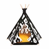 Huts and Bay_Teepee tent_Gusto Black