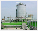 Waste Water Treatment, High Efficiency Anaerobic Digester