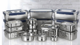 Stainless Steel Air-tight Food Storage