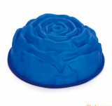 flower shap e silicone bakeware