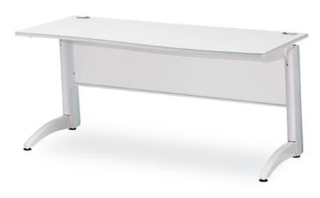 White Office Desk Modern