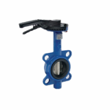 Wafer Style Resilient Seat Butterfly Valve