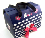 Gift paper bag packaging
