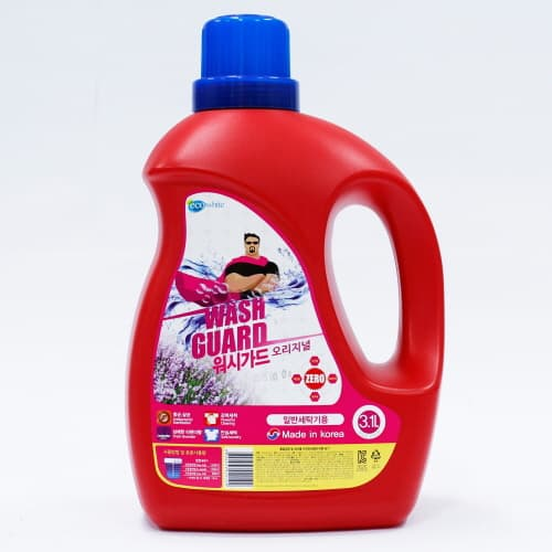 Wash guard _ Laundry detergent liquid type