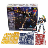 Korea robot plastic model kit THUNDER_MAN_469 pieces_ 222mm