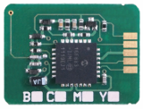 toner chip for oki C810,reset chip for oki C830