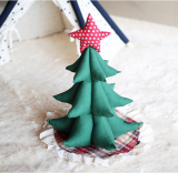 Soabe X-mas tree fabric toy