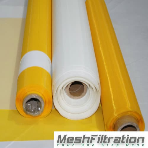 90t 230 Inch Polyester Printing Mesh Fabric_ Plain Weave Bol