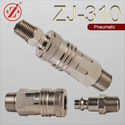 ISO 6150 B hose barb pneumatic quick disconnects coupling
