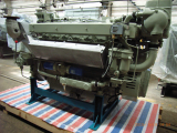 deutz MWM TBD226B marine engine