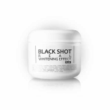 Black shot whitening skin care