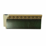 polystyrene picture frame moulding - 990(S) Green