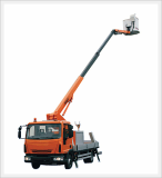 [Special Equipment]Insulated At-Height Operation Truck