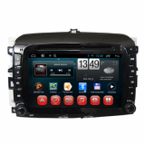 Android Fiat 500 Car DVD Radio Navigation TV