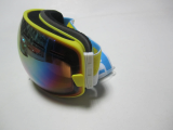 big view range lens alpine skiing goggles snow goggle