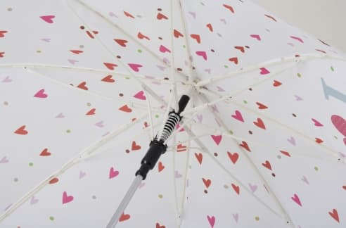 led umbrella for adult _ safeguard heart wh