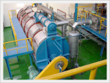 Tube Bundle Dryer, Rotary Disk Dryer