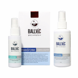 BallVic Transform Shampoo and Solution