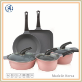 Korea Excellent Ceramic Coating Cookware Set