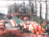 Oxygen-Free Copper Rod up-Casting Line