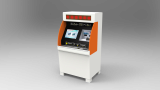Auto fare collection ticket vending machine