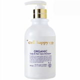 Cellhappyco Organic Scalp _ Hair Care Shampoo 300ML _ChungCheong Fair_Republic of Korea_