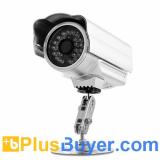 Skylink - PoE IP Security Camera (Weatherproof, Motion Detection)