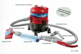 Water Vacuum Cleaner for commercial