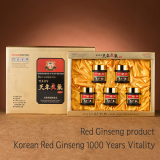 Red Ginseng 1000 Years Vitality - Red Ginseng