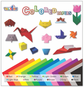 product thumnail image - Color Paper For Kids