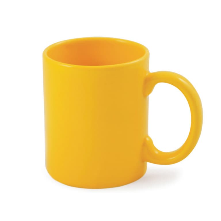 Standard pure mug_LOWEST price_color glazed_OEM is accepted
