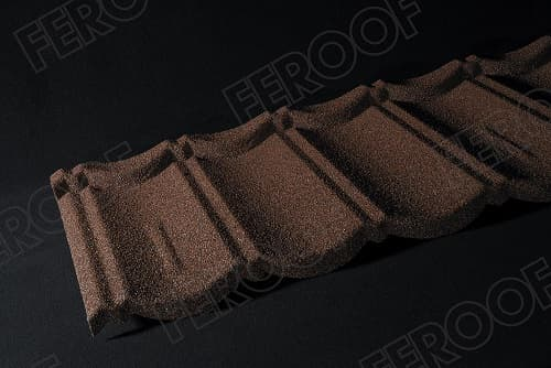 Stone Chip Coated Steel Roof Tiles_RIO