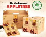 Apple tree natural juice series