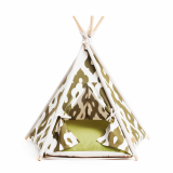 Huts and Bay_Teepee tent_Gusto Khaki