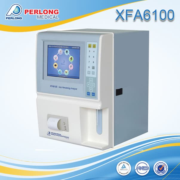 Medical blood test machine XFA6100 | tradekorea