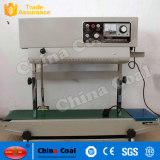 Hot Sale FR_900V Vertical Continuous Band Sealer with Solid_