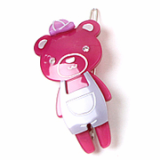 Cuty Bear point hairpin / hair ornaments