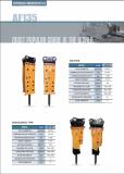 Hydraulic breaker AF135