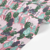 Free yard fabric_293 Wonderland _ woodland